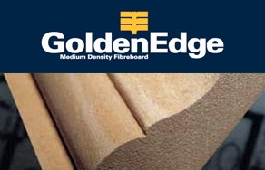 Golden Edge Medium Density Fibreboard (MDF)