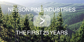 Nelson Pine Industries - The first 25 years