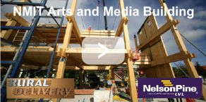 NMIT Arts and Media Building - Rural Delivery